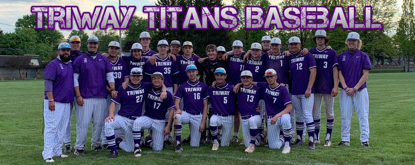 Triway Baseball - Spring 2021